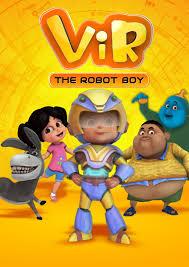 Risultati immagini per vir the robot boy