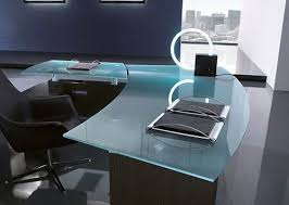 modern glass office desk full. nice glass office furniture modern frosted design commercial desk full