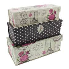 Decorative Toy Boxes Pretty Storage Boxes 60 LCanvas Storage Box with Lid By 1