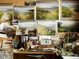 Amanda Hoskin Cornish Artist Country Living Uk