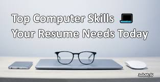 Top Skills For Resume Classy 💻 Top Computer Skills Your Resume Needs Today [60]