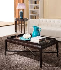 Decorating With Trays On Coffee Tables Decorations Modern Coffee Table Eden With Christmas Decoration 45