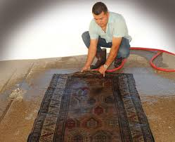 the shampoo is a neutral balanced solution that has been customized for your rug based on our testing of its color and fibers