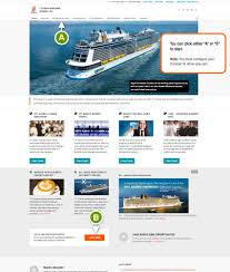how to apply jobs online cruise ship jobs shipboard employment how to apply for job on cti web step 1