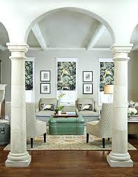 roman columns for home decor roman pillars home decor roman