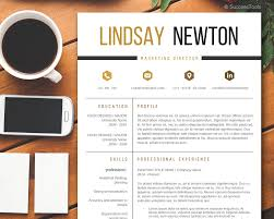 Cool Free Resume Templates Modern Resume Template with Cover Letter CV Template 95