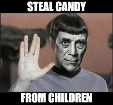 In which I explain why it is your moral imperative to steal candy ... via Relatably.com