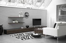Zebra Living Room Decorating Living Room Unique Loft Family Room Feats Skylight Windows And