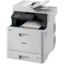 Brother Mfc L8610cdw All In One Wireless Color Laser Printer