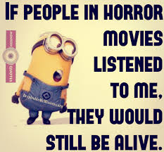 Fear Quotes 100 Funny Fear Quotes Minion Quotes 98