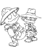 Small Picture Rugrats coloring pages Free Coloring Pages