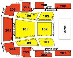 Bayou Music Center Houston Seating Chart Revention Center Seating Chart Www Bedowntowndaytona Com