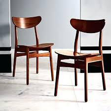 wooden cafe chairs classic dining chair walnut west elm wooden cafe chairs uk