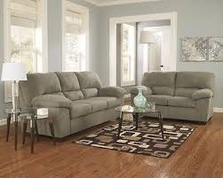 sage green sofa. Unique Sofa Ashley Zadee Sage Green Sofa Couch Loveseat Recliner Living Room 1760138 35   EBay For C