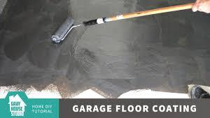 garage floor coating and repair w rust