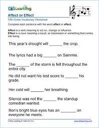 Worksheets for 5th Grade   Homeschooldressage.com
