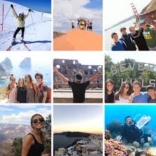 Teen summer travel adventure service tours