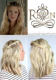 Hair Style Tv Shows a gorgeous twisted bohemian hairstyle inspired from olivia on 2555 by wearticles.com