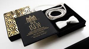 Red Bliss Design Gatsby Invitation By Redbliss Design Redblissdesign Custom