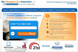 Car Insurance Rate Quotes Fascinating Httpwwwmycheapestcarinsurancecarinsuranceratescredit