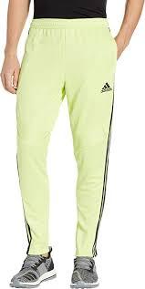 Adidas Soccer Pants Size Chart Amazon Com Adidas Mens Tiro 19 Pants Semi Frozen Yellow