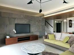 tiles for living room walls living room wall tiles stone look green accents digital tiles for
