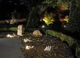 image of low voltage outdoor landscape lights