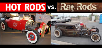 hot rods vs rat rods what s the difference genho