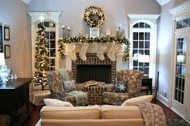Coastal Christmas Mantle and Keeping Room Finding Time To Fly