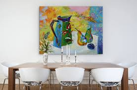 canvas painting ideas for tricky spaces