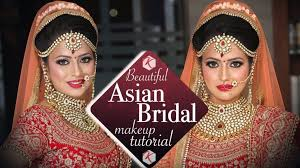 asian wedding makeup tutorial beautiful asian bridal makeup indian brides krushhh by konica