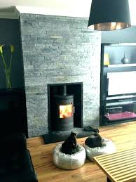 black slate tile fireplace surround ideas how to clean metal t
