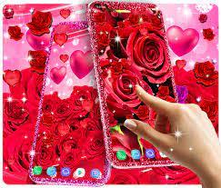 Red rose live wallpaper APK 18.6 ...