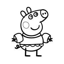 Peppa Pig Va In Vacanza Al Mare E Mette I Braccioli Per Fare Il