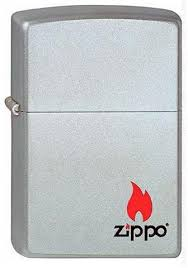 <b>Зажигалка ZIPPO 205</b> ZIPPO Satin Chrome цена 2 240 руб ...