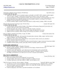 Child Life Specialist Internship Cover Letter Cali Wronkiewicz Child