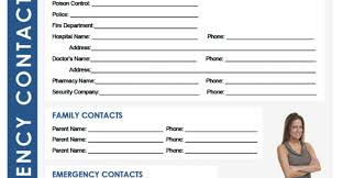 Emergency List Give Your Hvac Customers An Emergency Contact List