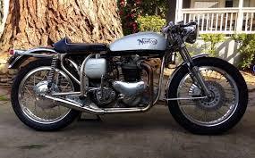 1963 norton atlas 750cc slimline