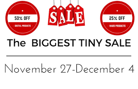 Small Picture The BIGGEST Tiny House Build Sale Is On Tiny House Blog