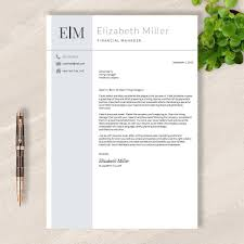 Excutive Resume Template Word 2018