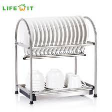 Stainless Shelves Kitchen Popular Stainless Steel Kitchen Shelves Buy Cheap Stainless Steel
