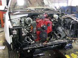 2004 Chevy Tahoe with a Cummins 4BT – Engine Swap Depot
