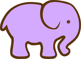 elephant clipart for kids. Fine Clipart Elephant Clipart For Kids  Library  Free Images T