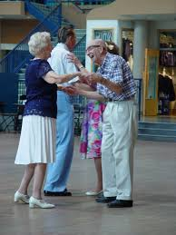 Image result for painting old people dancing