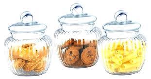 heritage hill glass jar anchor hocking storage gallon 2 gl