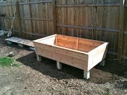how to build a vegetable garden box. Diy Wood Flower / Garden Box - Google Search How To Build A Vegetable
