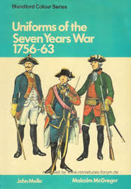 「The Seven Years' War (1756-63)」の画像検索結果