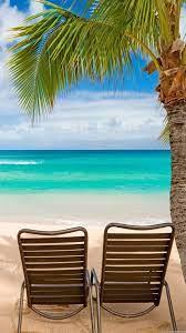 Beach Tropical Iphone 7 Wallpaper