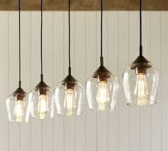 pendant glass lighting. Donovan Glass 5-Light Pendant Lighting E