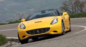 Ferrari California Handling Speciale 2012 Review Car Magazine